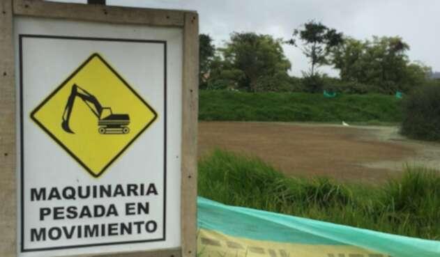 Obras afectaron la estructura ecológica del humedal Juan Amarillo