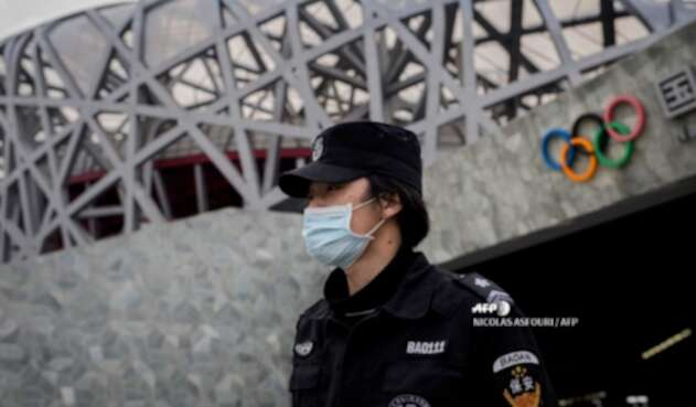 Estadio de Pekín - China