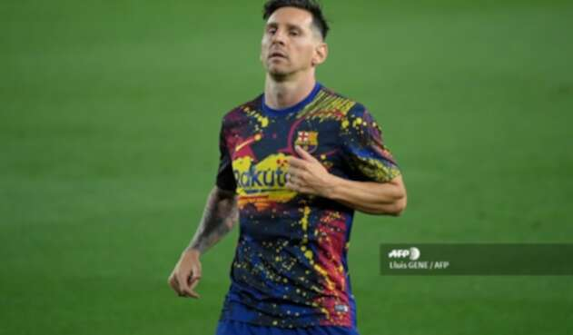 Lionel Messi, Barcelona, Manchester City