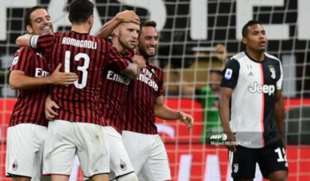Milan vs Juventus- Serie A 2019-20