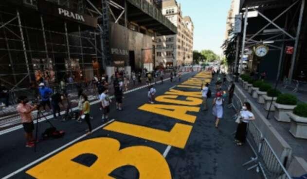 nueva york black lives matter