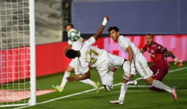 Real Madrid vs Alavés - Liga Española
