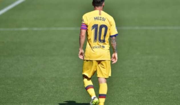 Lionel Messi - Barcelona 2020