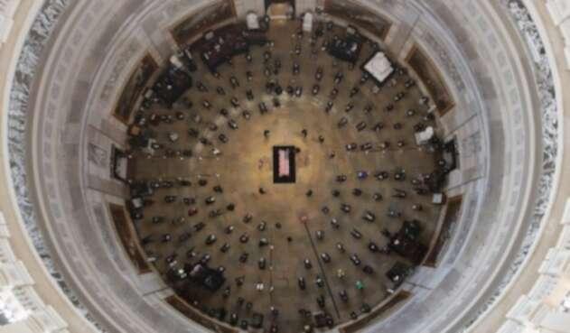 John Lewis funeral en el capitolio
