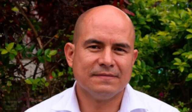 Alcalde de Quinchía, Absalón Trejos Arias