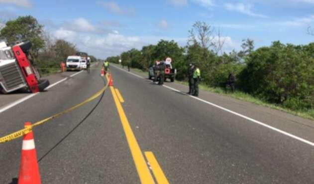Un nuevo accidente solo seis días después de una tragedia que enluta a todo un municipio