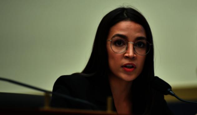 Representante de EE.UU., Alexandria Ocasio-Cortez