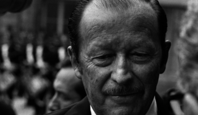 Expresidente paraguayo Alfredo Stroessner
