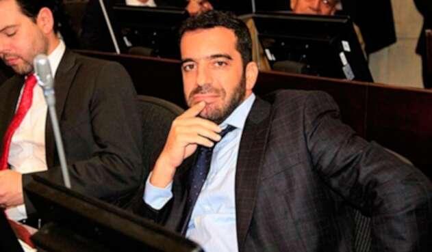 El senador Arturo Char.