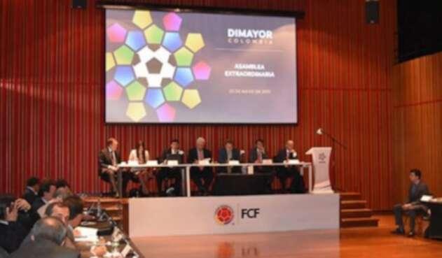 Dimayor en asamblea