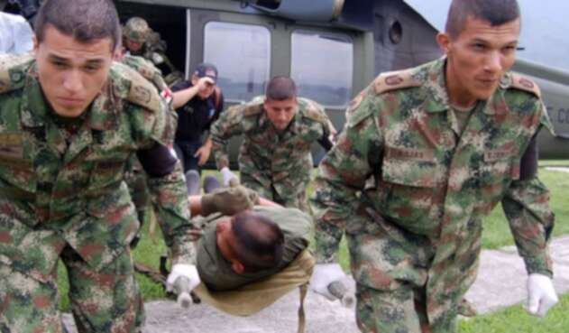 Ataque a Ejército con explosivos
