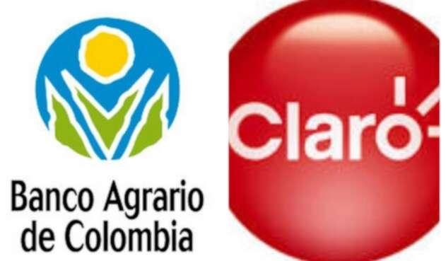 Banco Agrario - Claro