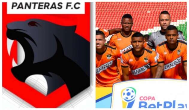 Panteras FC y Llaneros FC