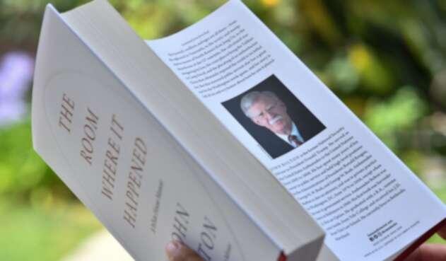Libro de John Bolton sobre Donald Trump