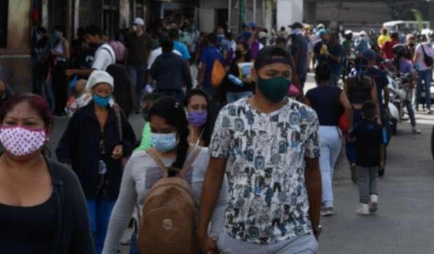 Coronavirus en Venezuela / Caracas