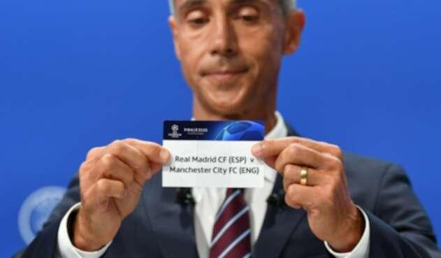 Sorteo de cuartos de la Champions League 2020