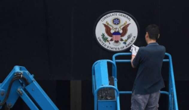 Consulado de Estados Unidos en Chengdu,China