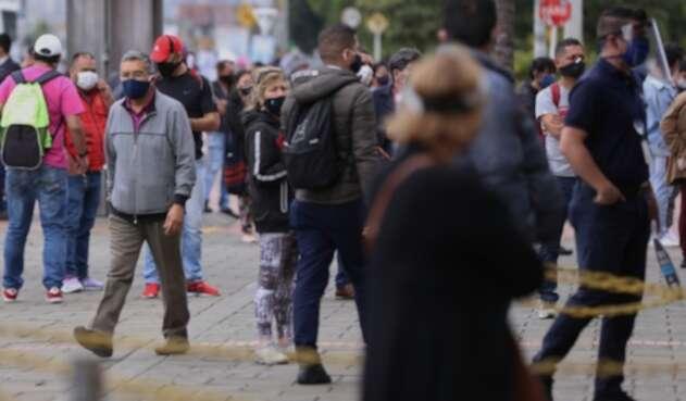 Pico y cédula en Bogotá
