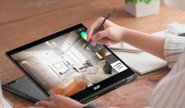 Computador portátil para diseñadores