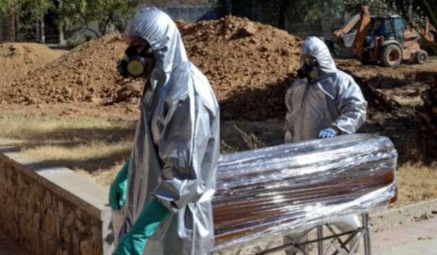 Coronavirus en Bolivia / muertos por coronavirus