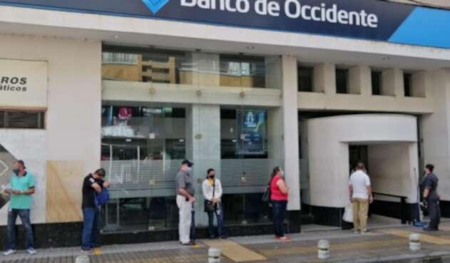 Bancos en Ibagué