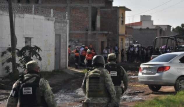 Ataque armado en México