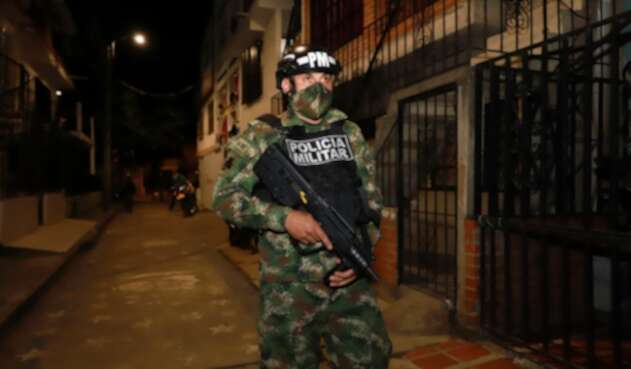 Durante el primer día del toque de queda en el Valle del Cauca, 38 comparendos se realizaron por violación a la medida.