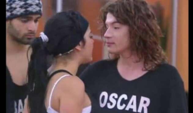Elianis y Oscar