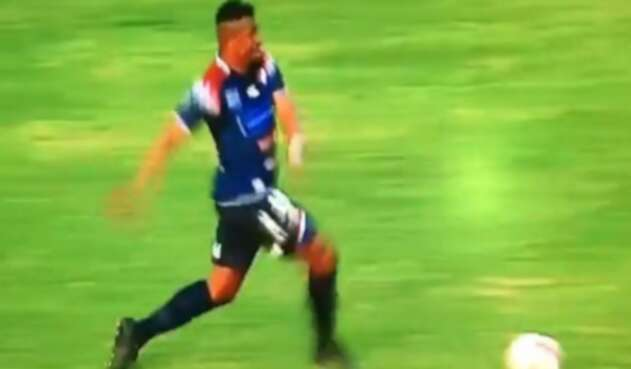 Farid Díaz Paraguay