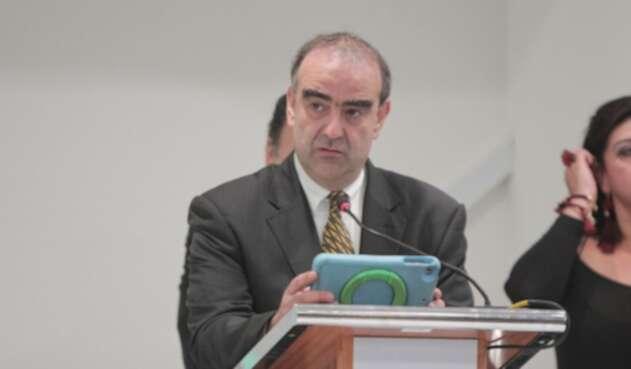 Fidel Cano, director de El Espectador