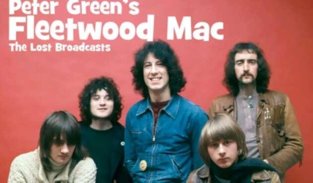 Portada de un disco de Fleetwood Mac