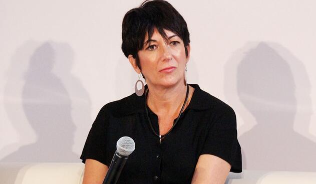 Ghislaine Maxwell, amiga de Epstein