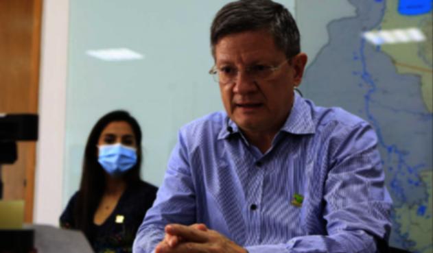 Gobernador encargado de Antioquia