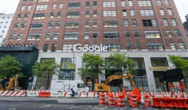 Sede de Google en Nueva York