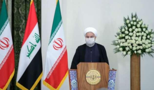 Hasan Rohani, presidente iraní / coronavirus en Irán