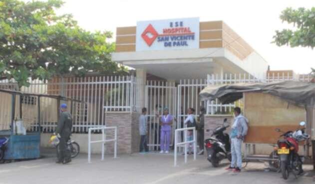 Los médicos agredidos solicitan apoyo de autoridades .