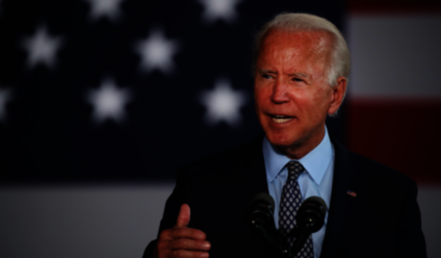 Joe Biden, candidato demócrata a la Casa Blanca