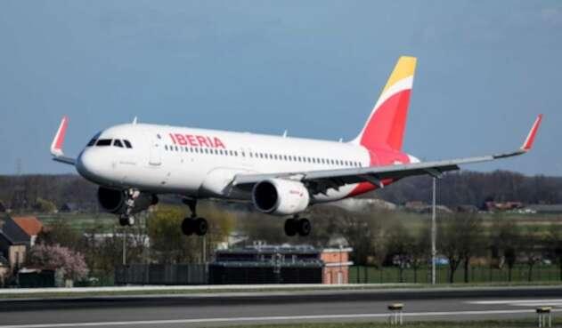 Iberia, compañía aérea de España