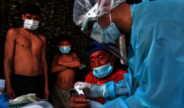 Indígenas Brasil coronavirus
