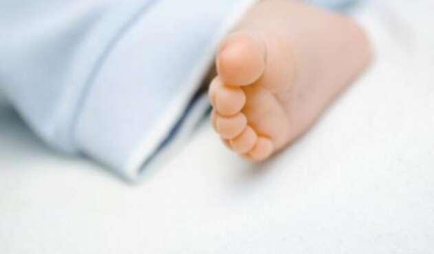 Referencia de recién nacido.