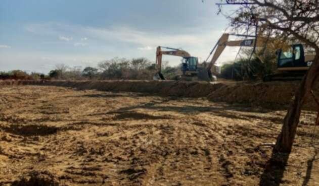 Se han realizado soluciones para que la comunidad pueda tener agua tradicionalmente