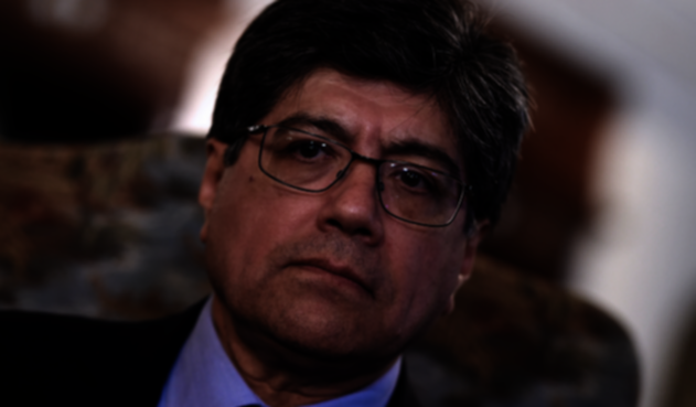 José Valencia, excanciller de Ecuador