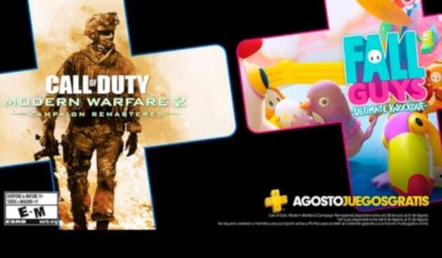 Juegos PlayStarion Plus para agosto de 2020