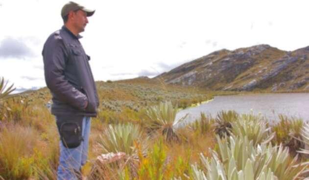 Luis Salazar, norte del Meta