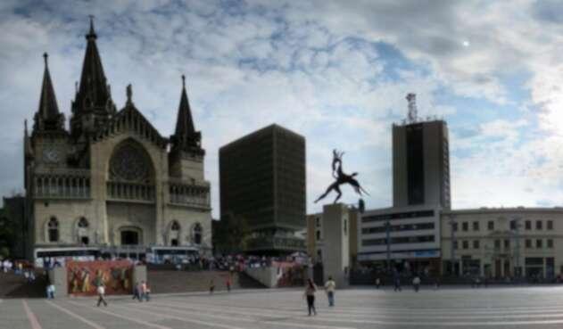 Ciudad de Manizales.