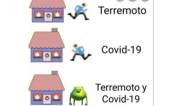 Temblor en Colombia desató ola de memes