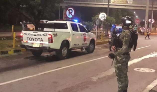 Proponen los concejales militarizar Bucaramanga