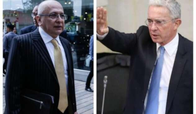 Eduardo Montealegre y Uribe se enfrentaron