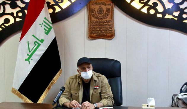 Mustafá al Kazimi, primer ministro en Irak