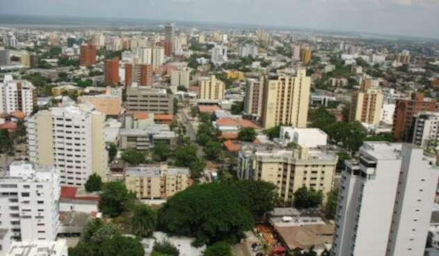 Agreden con un bate a un joven en una cancha de fútbol de Barranquilla